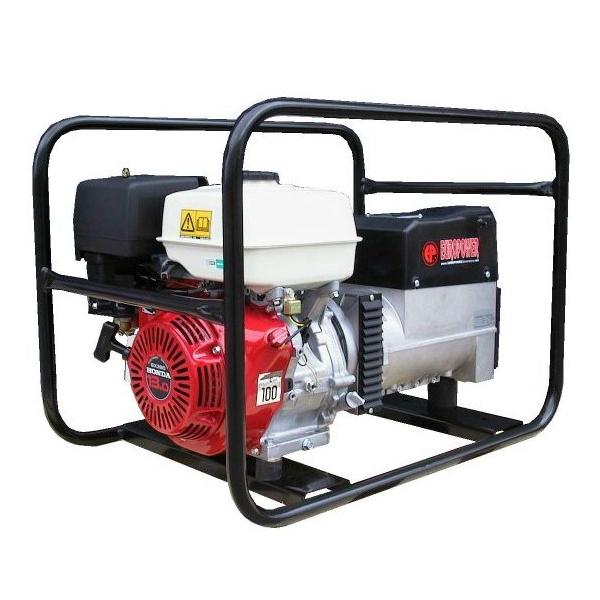 Генератор бензиновый Europower EP 200 X 3X230V для ж/д в Гдове