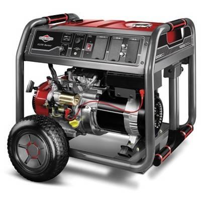Генератор бензиновый Brigss & Stratton Elite 8500EA в Гдове