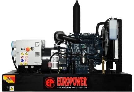 Генератор дизельный Europower EP 163 DE в Гдове