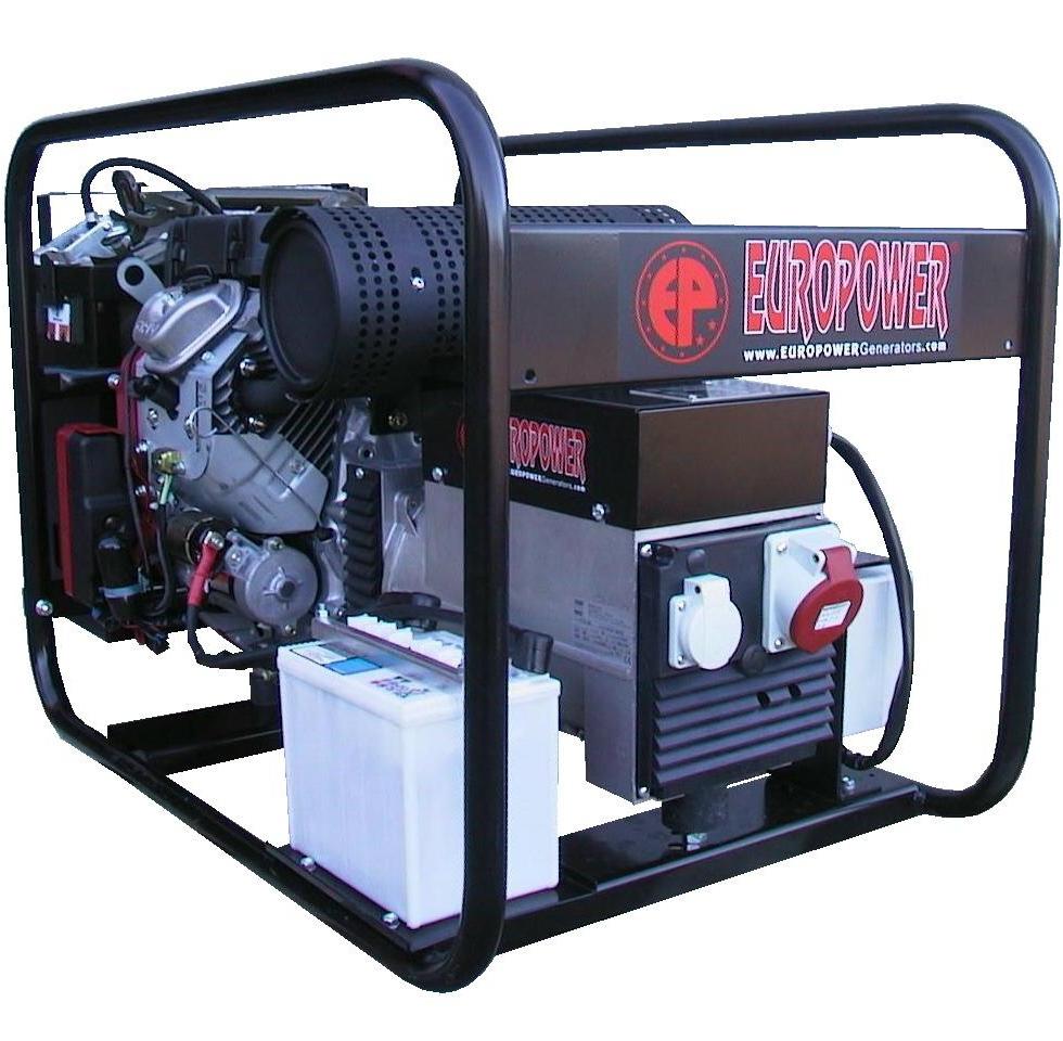 Генератор бензиновый Europower EP 13500TE в Гдове
