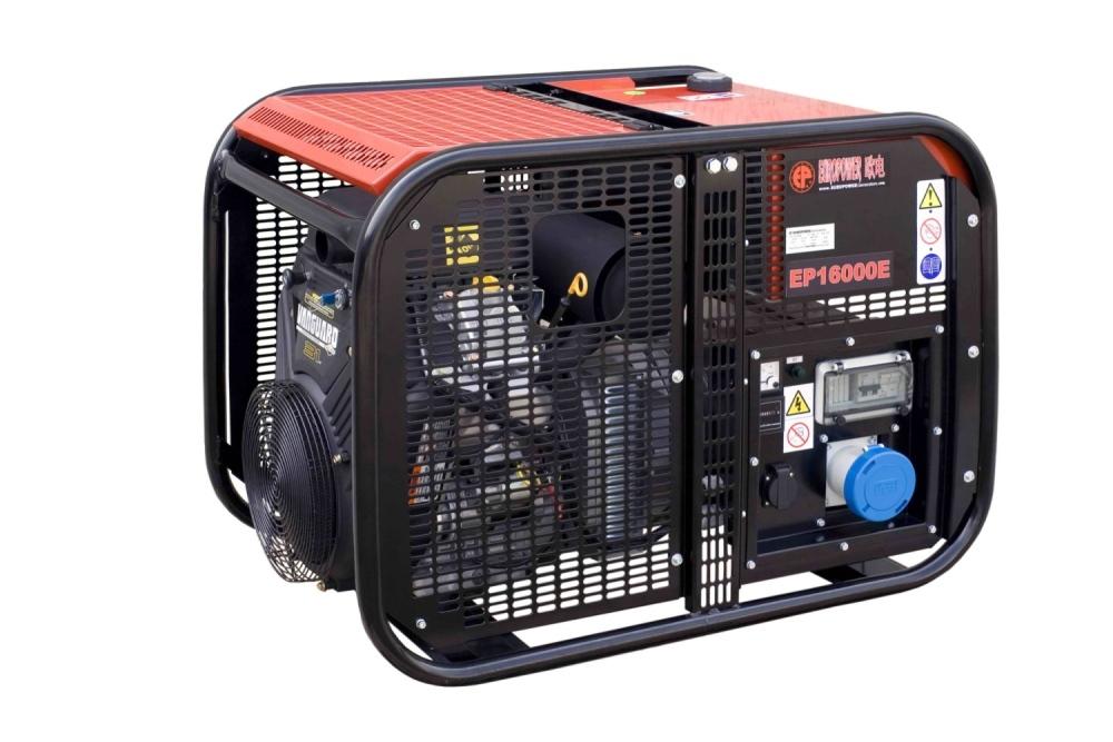 Генератор бензиновый Europower EP 16000 E в Гдове