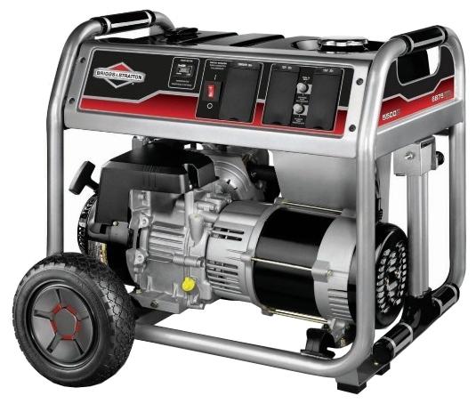 Генератор бензиновый Brigss & Stratton 6250A в Гдове