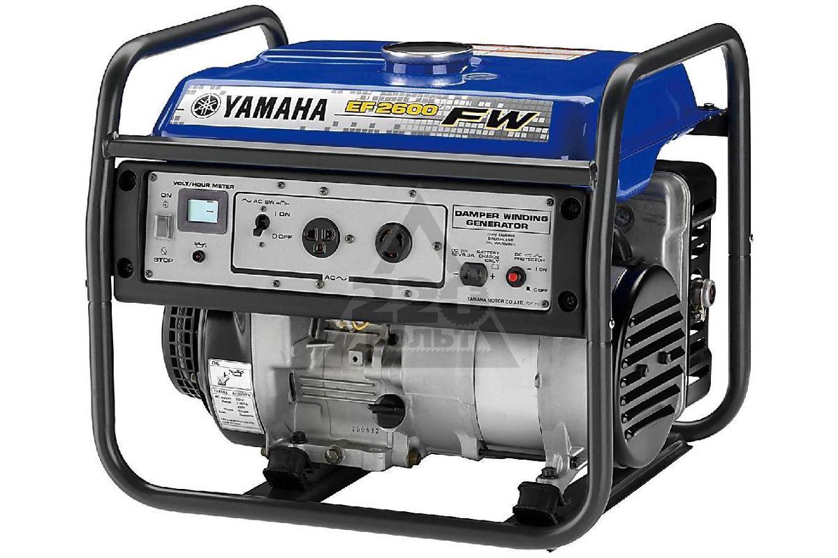 Генератор Yamaha  EF2600 в Гдове