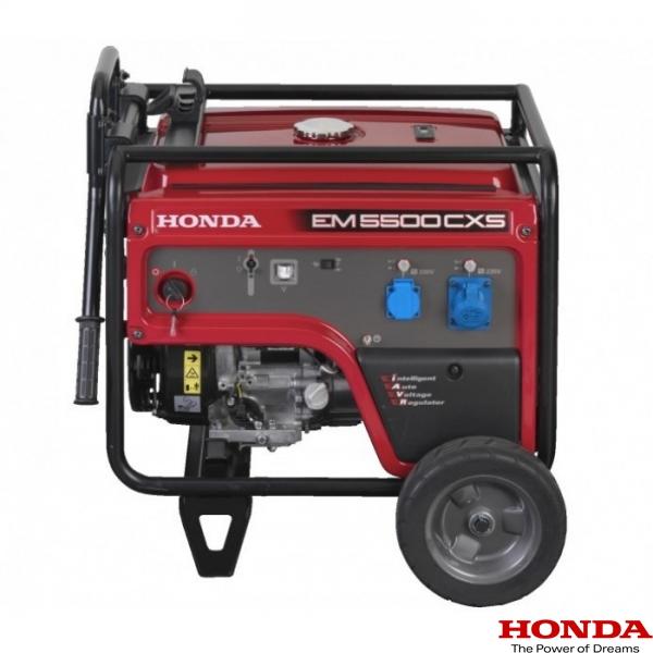Honda EM5500 CXS 1 в Гдове